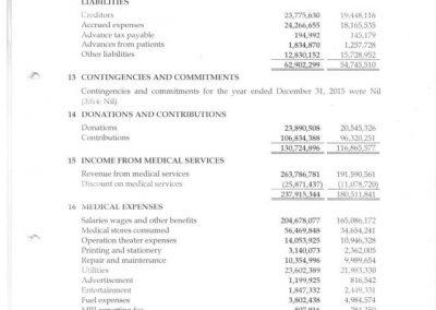 Audit Report 2015 - 12